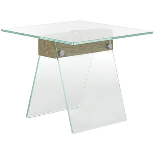 Modern Loft Coffee Table by Orren Ellis 2019 Sale