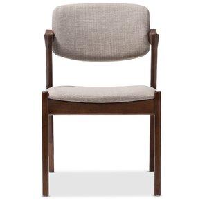 Baxton Studio Simona Arm Chair (Set of 2)..