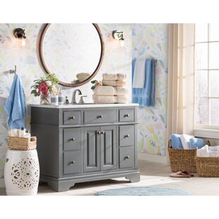Looking for Arvilla 42 Single Bathroom Vanity Set By Charlton Home