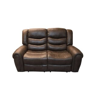 Great choice Puello Reclining Loveseat by Red Barrel Studio Reviews (2019) & Buyer's Guide