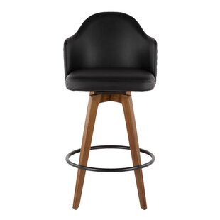 Fred 26 Swivel Bar Stool George Oliver