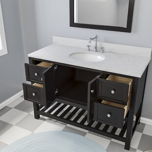 Czarnecki 49 Single Bathroom Vanity Set by Charlton Home