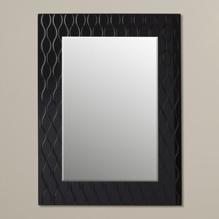 Orren Ellis Cheval Modern Wall Mirror