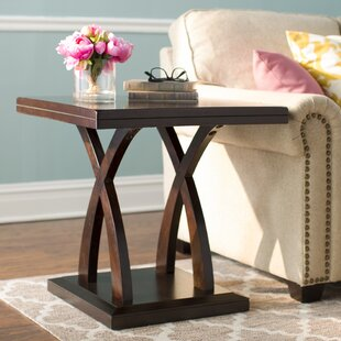Claycomb End Table by Winston Porter