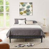 Low Profile Platform Bed by BIKAHOM