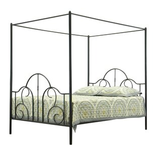 Carnegie Queen Canopy Bed