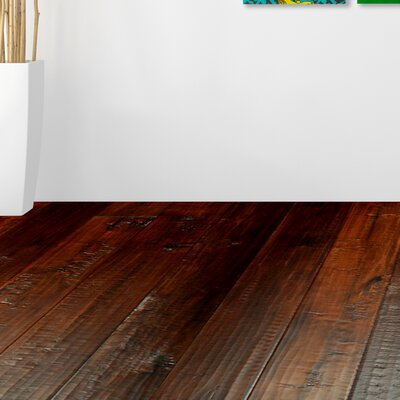 Farmhouse 7-1/2 Engineered Maple Hardwood Flooring in New World Albero Valley