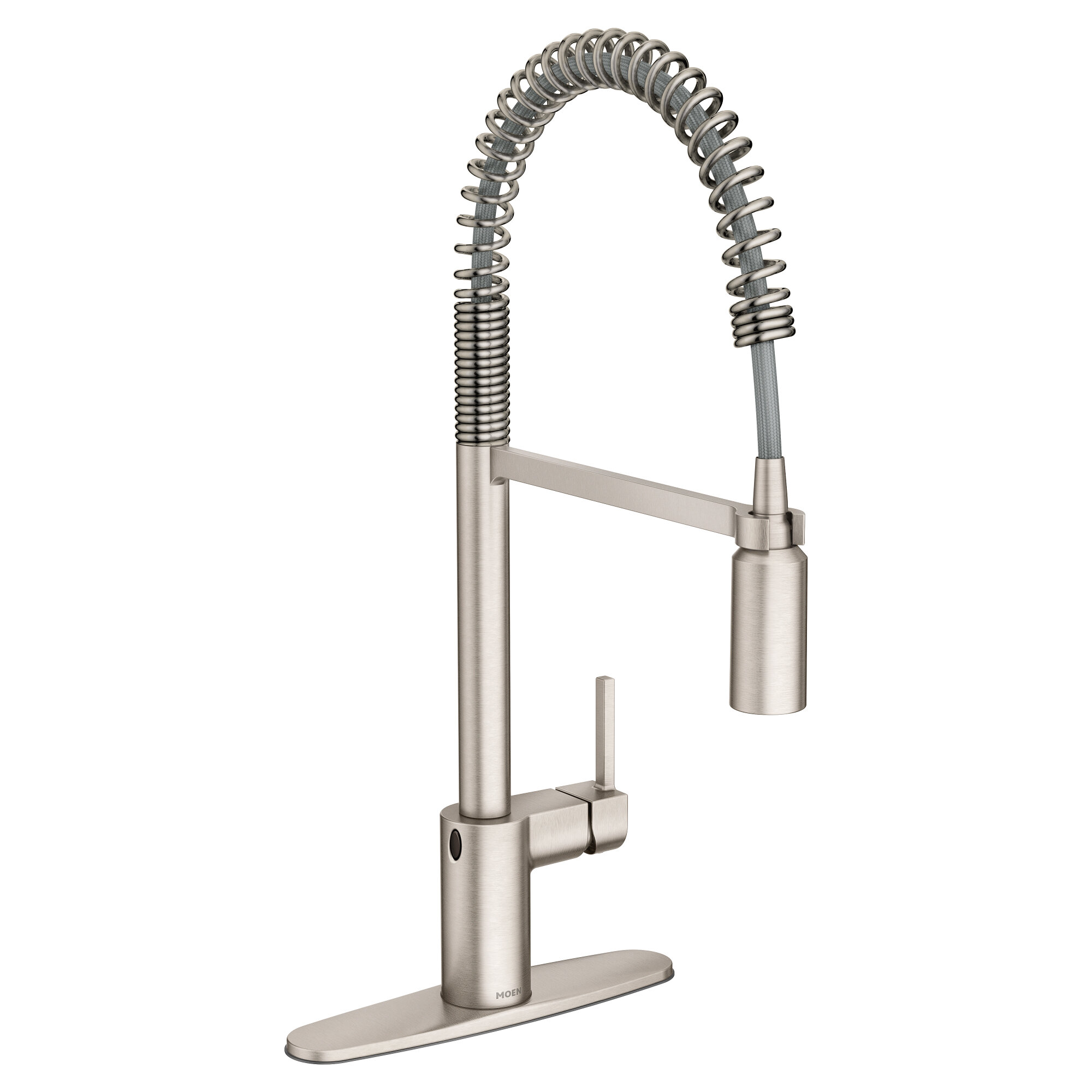 Moen Align Pull Down Touchless Single Handle Kitchen Faucet with ...