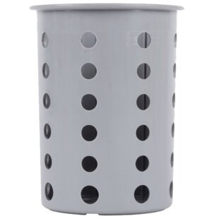 Silverware Cylinder Utensil Crock