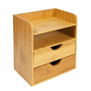 Fike Mini 4 Drawer Desk Organiser By Brambly Cottage