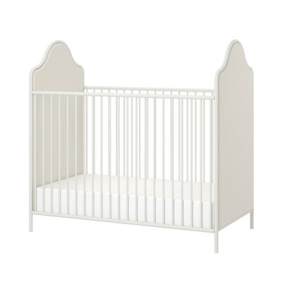 Little Seeds Piper 2-in-1 Convertible Crib Color: Cream