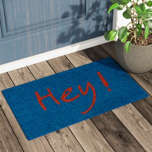 Langleyville Hey Doormat