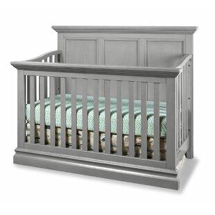 Great Price Pine Ridge 4-in-1 Convertible Panel Crib ByWestwood Design