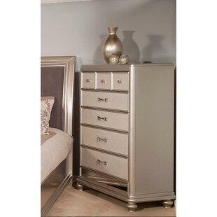 Rosdorf Park Harlowe 7 Drawer Chest Image