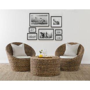 Kierra Barrel Chair by Mistana