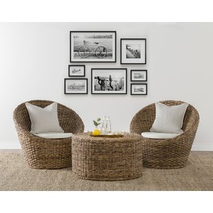Price comparison Kierra Barrel Chair by Mistana Reviews (2019) & Buyer's Guide