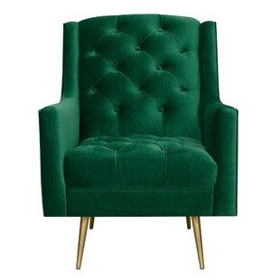 Mercer41 Hubbard Armchair