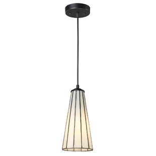 Brayden Studio Fishburn 1-Light Cone Pend..