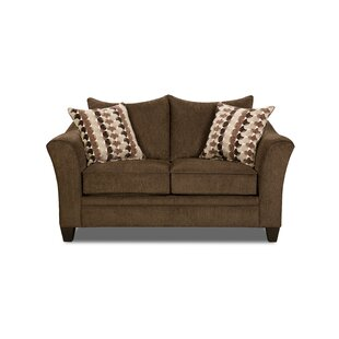 Degory Loveseat by Simmons Upholstery by Alcott Hill