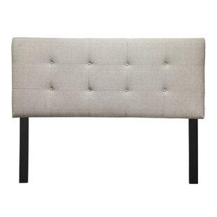 Sole Designs Ali Eastern King Upholstered Panel Headboard