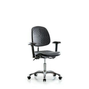 Symple Stuff Sloane Desk Height Ergonomic Office Chair