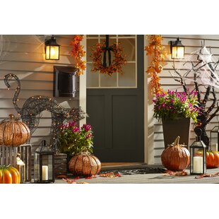 72 Maple Leaf and Pumpkins Garland by National Tree Co.