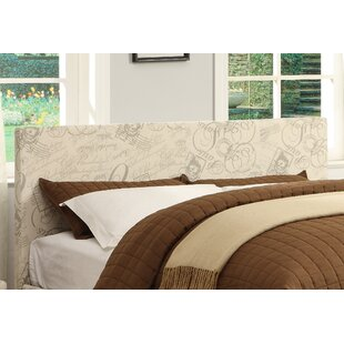 Kirts Upholstered Panel Bed