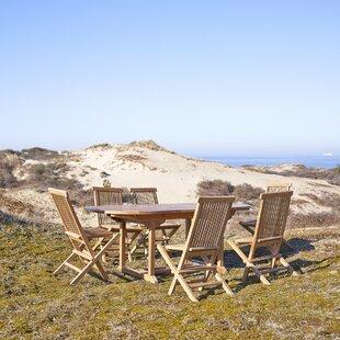 Capri 6 Seater Dining Set By Tikamoon