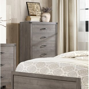 Embree 5 Drawer Chest
