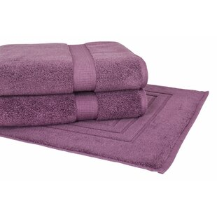 Looking for Bloomberg 3 Piece Terry Cloth Towel Set ByDarby Home Co