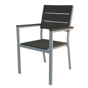 Faiyaz Stacking Garden Chair By Sol 72 Outdoor