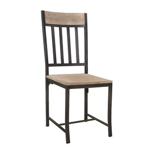 Ella Dining Chair (Set of 2) by 17 Stories