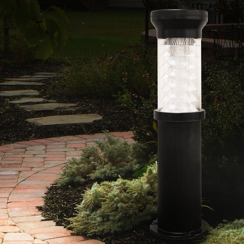 Solar Bollard Lighting Part - 34: Solar Bollard Light