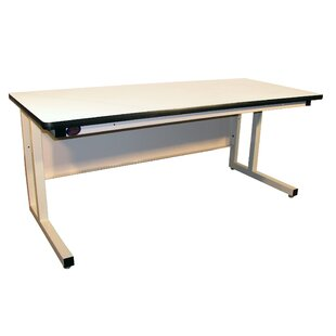 Workstation With Plastic Laminate by Pro-Line Best