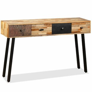 Leilani Console Table By George Oliver