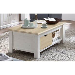 Coffee Table With Storage By Brambly Cottage