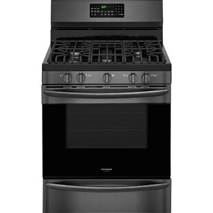 Gallery 30 6 cu ft. Free-standing Gas Range with Griddle by Frigidaire