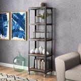 Centralia Etagere Bookcase by Wrought Studio™