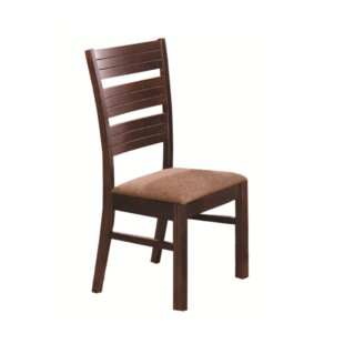 Rideout Dining Chair (Set of 2) Canora Grey