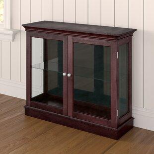 Grantham Floor Standing Curio Cabinet
