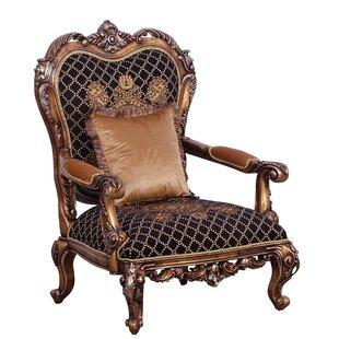 Upper Stanton Armchair by Astoria Grand