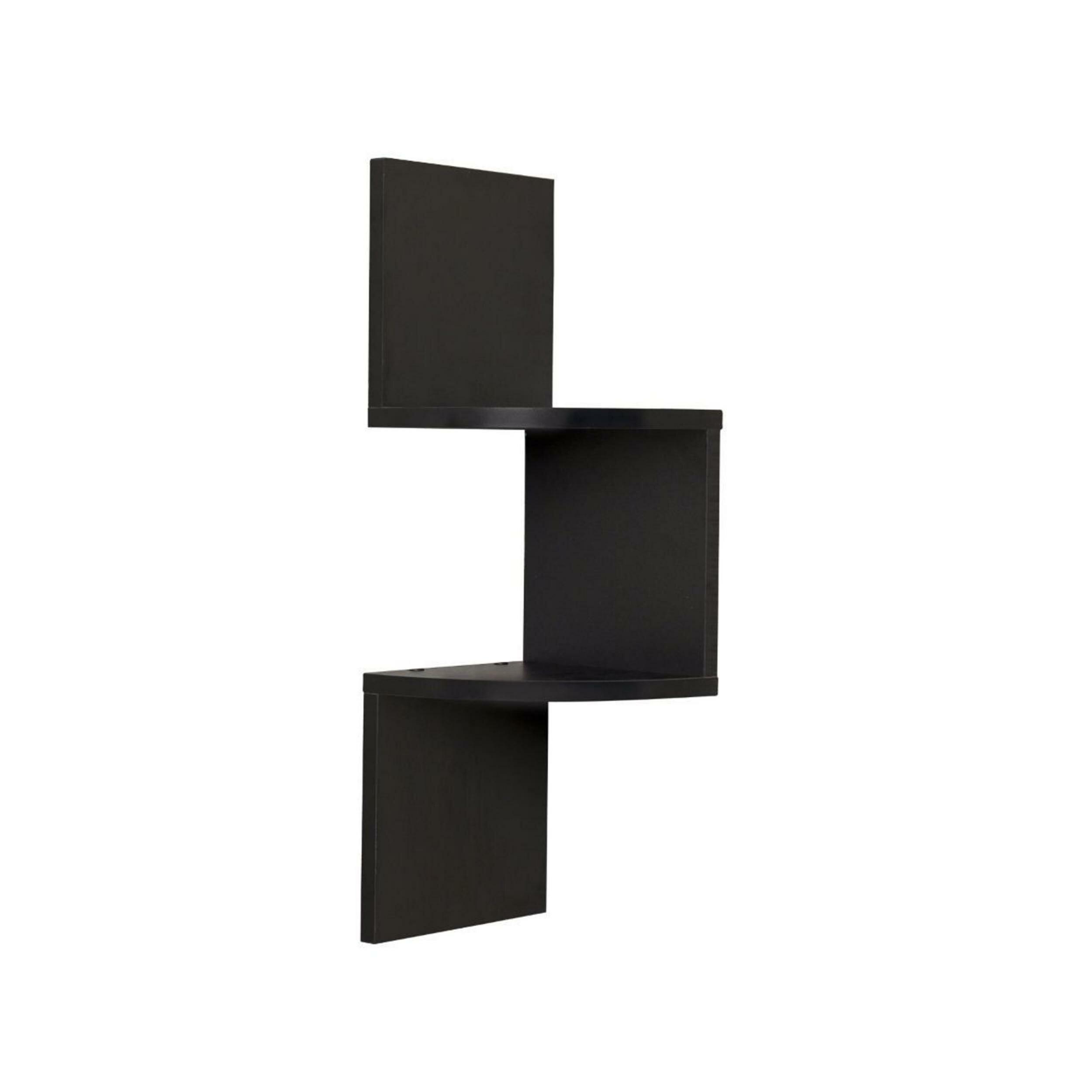 Osterhout Laminated Corner Wall Shelf