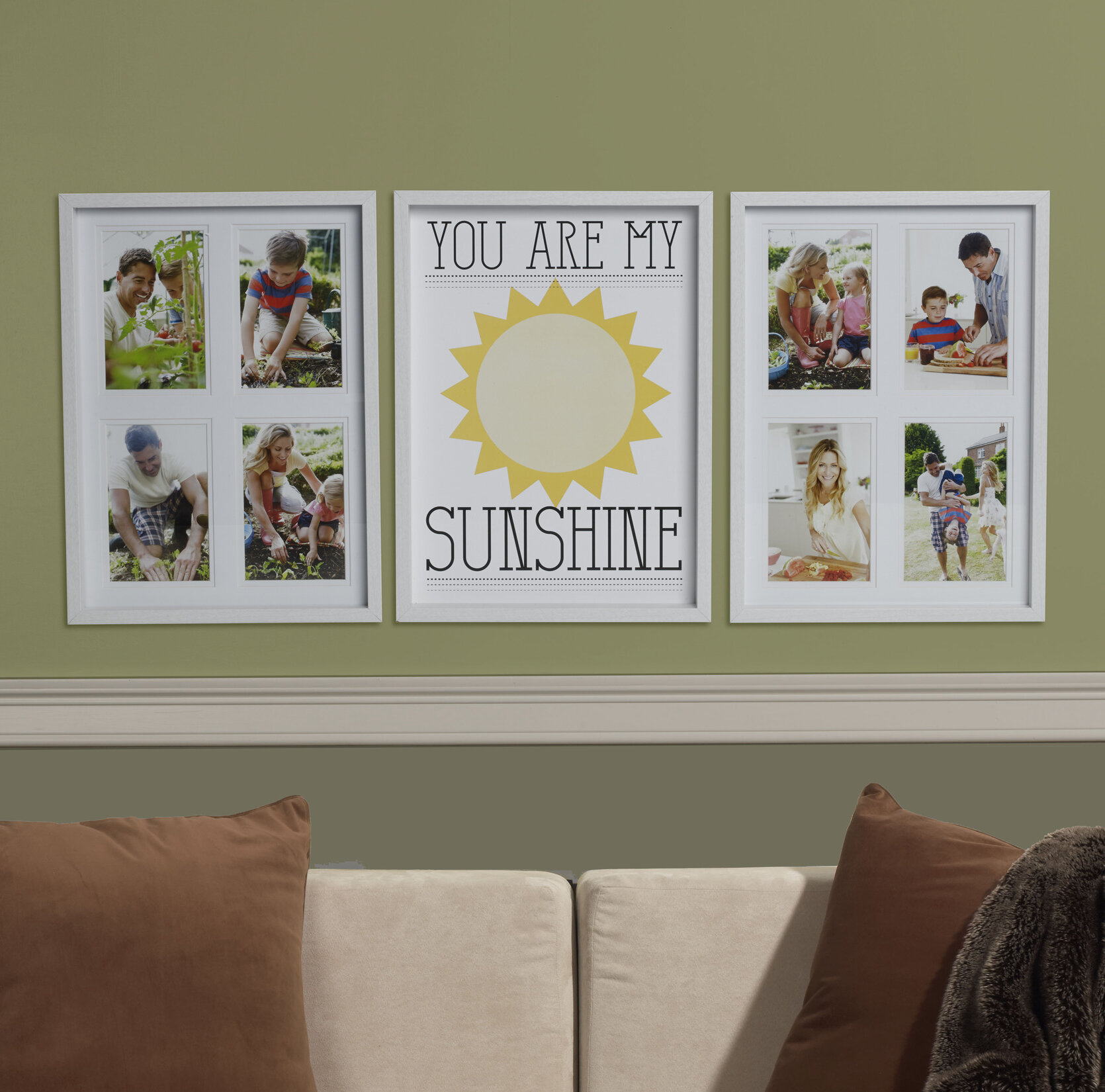Red Barrel Studio Eby You Are My Sunshine Collage Frame Reviews