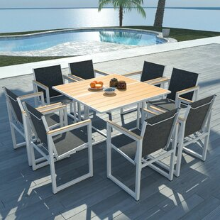 Baney 8 Seater Dining Set By Sol 72 Outdoor