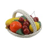 Ceramic Fruit Decor Wayfair