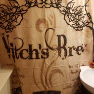The Holiday Aisle Witch/'s Brew Single Shower Curtain