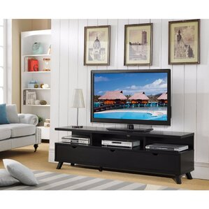 Duell Wide 70.75'' TV Stand with M..