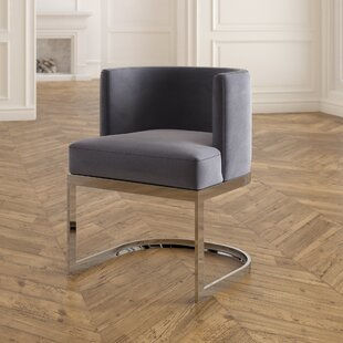 Read Reviews Hobson Upholstered Dining Chair by Mercer41 Reviews (2019) & Buyer's Guide