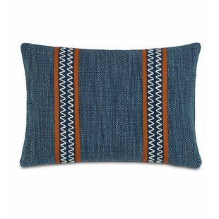 Indigo Lumbar Pillow Wayfair