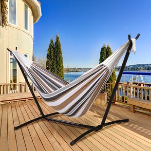 Schwartz Double Tree Hammock